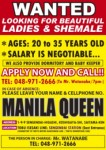 PaersonalAds Manila Queen