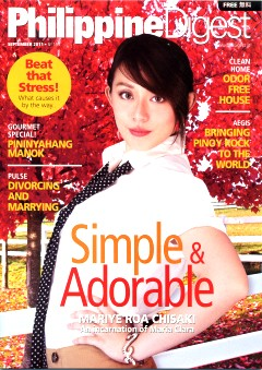Philippine Digest Sep 2011