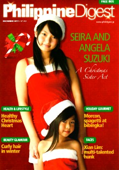 Philippine Digest Dec. 2011