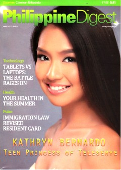 Philippine Digest May